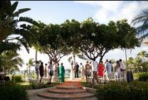 Four Seasons Wailea Weddings / Wedding photos taken at The Four Seasons Maui, Hawaii / by Kimberlee Aihara