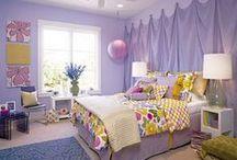 Purple Room Ideas / by Deana McGarr