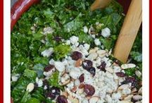 Kick A$$ Salads / Every salad your taste buds can dream of