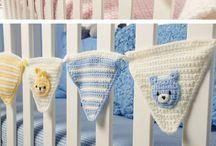 Baby baby - crochet / by Rachael de los Reyes-Churchill