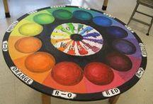 Art Classroom Decor