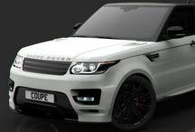 Transport - Range Rover