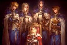 Fate / Эта доска посвящена героям аниме/новеллы/игры Fate и всем связанным с ней вселенным.