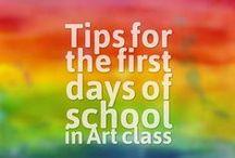 First Day of Art Class Ideas