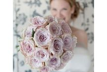 The Bloom Room / #weddingflowers #bridalbouquets #weddingposy #cascadingbouquet