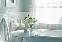 DECOR ~ BATHS / #bathroom #bath #cottagestyle