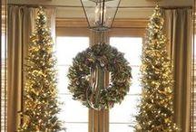 Christmas Wreaths / by Sarah Gill @ Alderberry Hill
