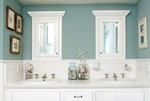 Bathrooms / by Sarah Gill @ Alderberry Hill