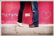 We're Engaged! / Inspiring engagement photos and ideas / by Danielle Meier