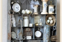 CABINET OF CURIOUSITIES / #curiosity cabinet #shrine