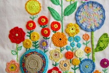 Hand Embroidery / by Lisa Thomas