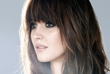 Hair  / Trying to get brave and chop off my long hair! / by Lisa Thomas