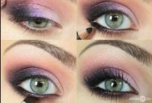 Make-up / Make-up and stuff like that.