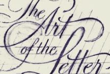 ~Calligraphy and Letter Art~
