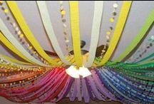 Bday Party Ideas / by Brandi Grant