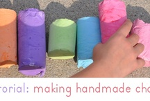 crafting with kids / by Susan DeVries
