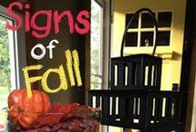 Fall fun / Recipes, crafts, decorating, activities