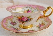Tea cups / by Mary Hesdra