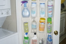 home cleaning ideas / by Kelly Palega
