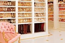 closets / by Kelly Palega