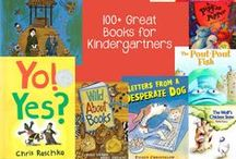 Booklists for kids of all ages / Inspire your child to read with these reading lists for kids of all ages!