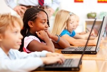 High-tech kids / Articles about tech in education as well as parent-approved gadgets, apps and more! / by GreatSchools