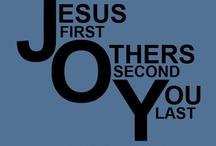 Jesus things