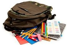Back to school! / Tips and lists to help you get your family ready for back-to-school! #BacktoSchool / by GreatSchools