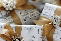 GIFTIES / #wrapping #gifts #packages