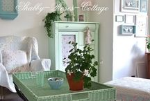 COTTAGE STYLE / #cottagestyle #cottageliving #cottage / by Sugar Lump Studios