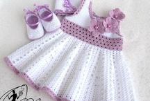 crochet-children's clothing / by Susan DeVries