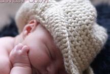 crochet hats & mittens / by Susan DeVries