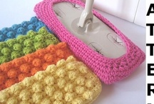 crochet for the home / by Susan DeVries