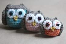 crochet owls / by Susan DeVries
