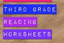 Your third grader / by GreatSchools