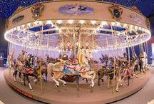 Carousel  / by Teresa Bostian