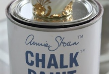Annie Sloan chalk paint / by Gustaviaans vintage homestyle Chalk Paint™  Annie Sloan