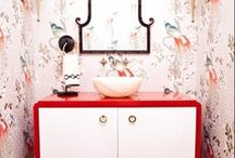 Bathroom Ideas / by The Budget Babe