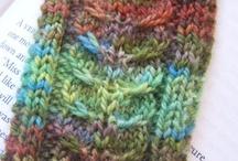 DIY - Yarns - Knit & Crochet / by Elizabeth