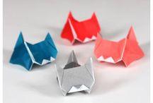 Papercraft/origami