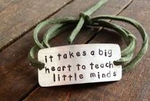 Teacher appreciation gift ideas / Here are some ideas to thank your teacher for being the best! / by GreatSchools