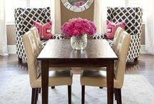 Dining Room/Kitchen / Home decor for the kitchen and dining room / by Lynn W.