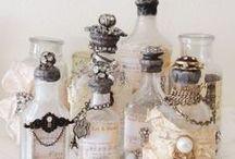 BEAUTIFUL BOTTLES / bottles