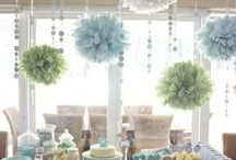 party time: baby showers!~ / by A La Mode Creations