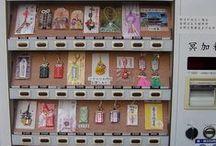 Pachinko/Vending machines