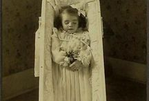 Post Mortem & Mourning Photography 1800's / Memento Mori, post mortem photography was sometimes the family's only memory of their loved one.
