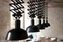 vintage industrial / vintage industrial, combined with contemporary design  / by bij den dom interior design utrecht, the netherlands
