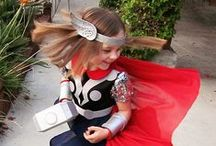 Smart costumes for girls / Want your daughter to graduate from eternal princess school?  Let her explore her brilliance and power with these costume ideas for historical, mythical, and inspiring characters. / by GreatSchools