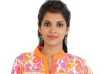Women Floral Kurtis / Spread your charm wherever you go by wearing Floral Ethnic Kurtis with embroidery trousers, fit jeans, Patiala salwar, leggings, dyed trouser or tights.