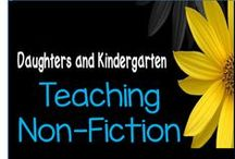 Teaching Nonfiction / Educational resources, worksheets, printable activities and more for nonfiction, informational text, lesson plans.  Collaborative pinners, please pin no more than 3 pins a day. If you'd like to join, follow the board, and leave a comment on http://daughtersandkindergarten.blogspot.com/2016/04/collaborative-boards-on-pinterest.html